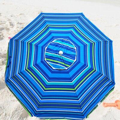 6 Platinum Beach Umbrella