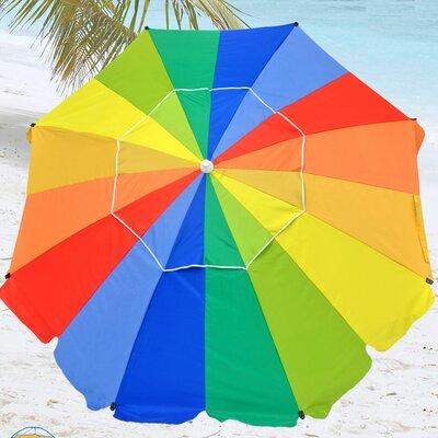 8 Premium Beach Umbrella