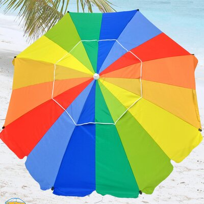 8 Premium Beach Umbrella
