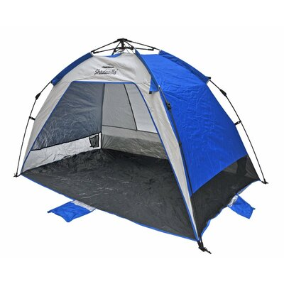 Instant Pop-Up 2 Person Tent with Carry Bag Color: Snorkel Blue