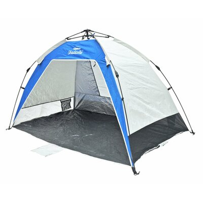 Instant Pop-Up 2 Person Tent with Carry Bag Color: Summer Shower