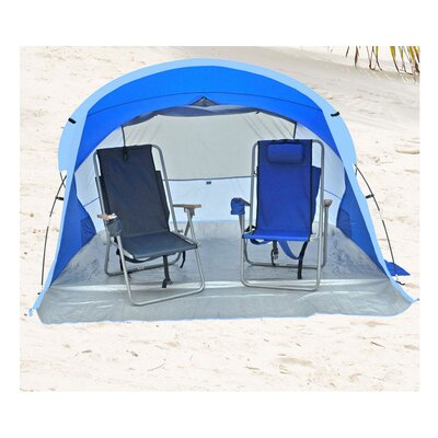 Deluxe Lightweight 2 Person Tent with Carry Bag Color: Sky Diver