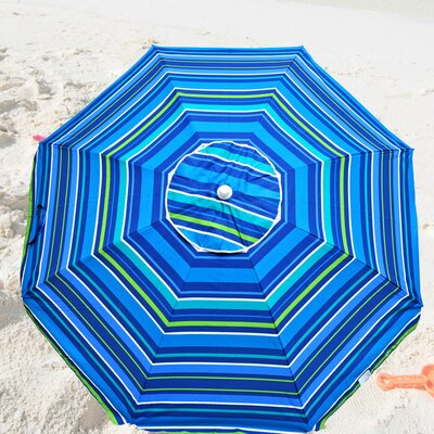 6 Platinum Beach Umbrella