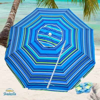 7 Deluxe Beach Umbrella
