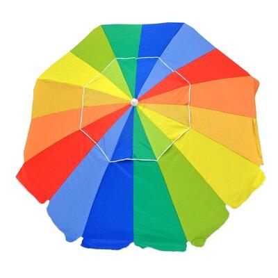 Adriene 7.5 Beachball Beach Umbrella