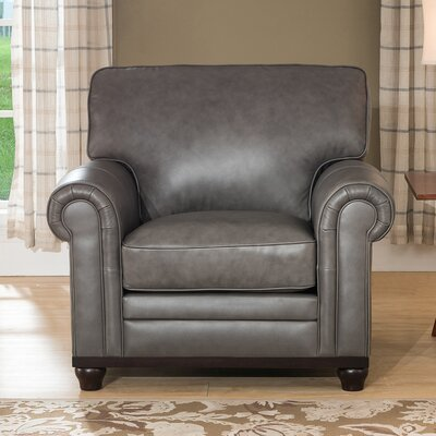 Stafford Leather Club Chair