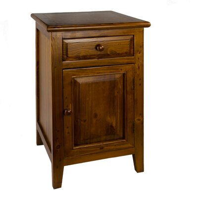 Evelynn 1 Drawer Nightstand