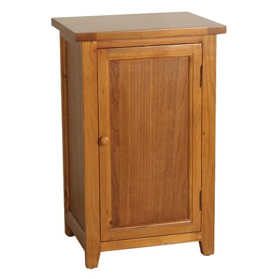 Eleanor End Table Color: Natural