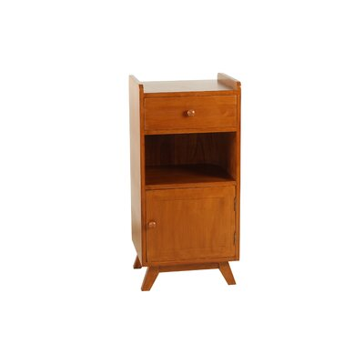 Penny Lane End Table Color: Natural
