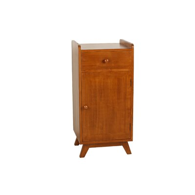 Atticus End Table Color: Natural