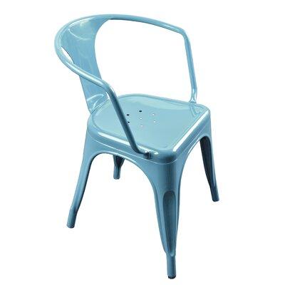 Harvey Armchair Finish: Blue