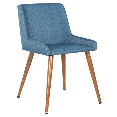 Marielle Leisure Side Chair Color: Sky Blue