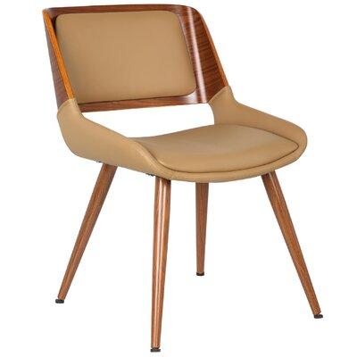 Basil Side Chair Upholstery: Desert Sandstone