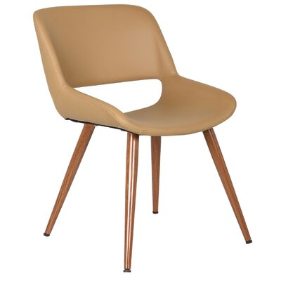 Shane Leisure Side Chair Color: Desert Sandstone