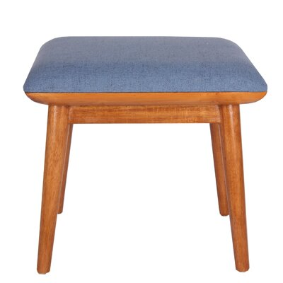 Sparrow Side Chair Upholstery: Blue