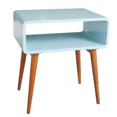 End Table Color: Aqua