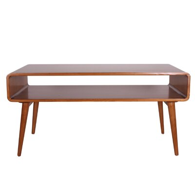 Lux Coffee Table Color: Natural
