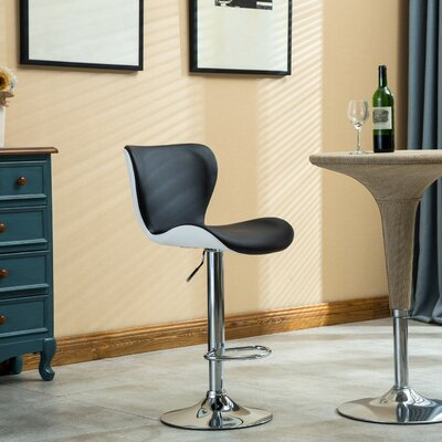 Corvin 23.6 Swivel Bar Stool