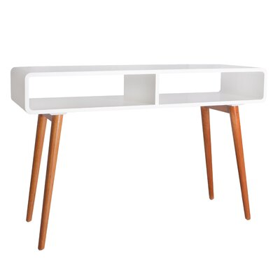 Selena 46 TV Stand Color: White