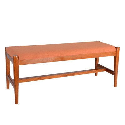 Griffin Upholstered Bench CH036B ORG