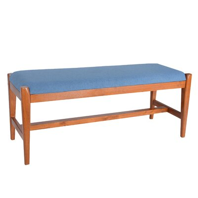 Griffin Upholstered Bench CH036B BLU