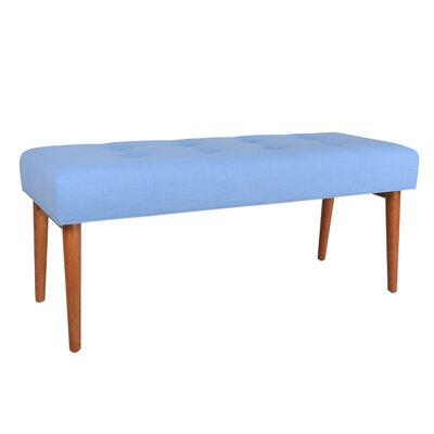 Sabrina Upholstered Bench CH043A BRN