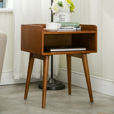 Meridian End Table Finish: Natural