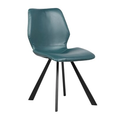 Side Chair Color: Blue