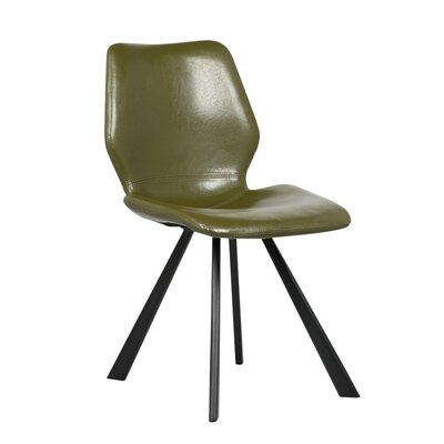 Side Chair Color: Green