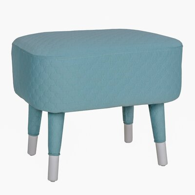 Lillet Ottoman Upholstery: Blue