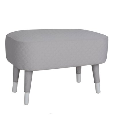 Hugh Ottoman Color: Gray