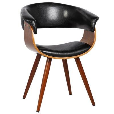 Zelda Armchair Upholstery : Black
