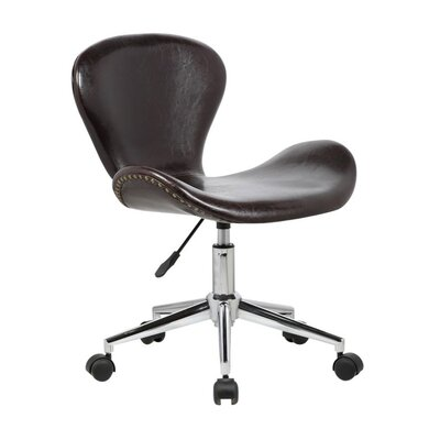 Brynne Mid Back Desk Chair 1811 Image