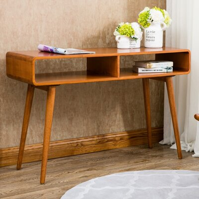 Selena 46 TV Stand Color: Natural