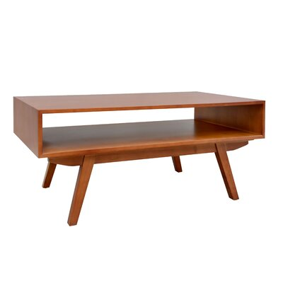 Bryzel Coffee Table Color: Natural