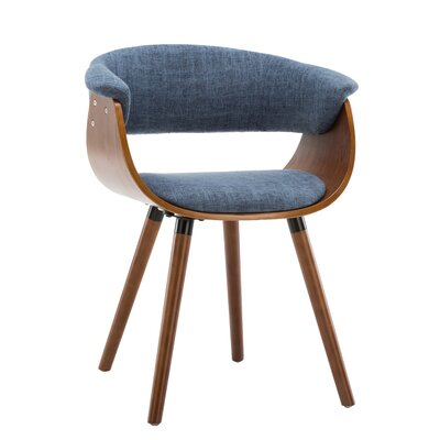Bennington Dining Chair Upholstery Color: Blue