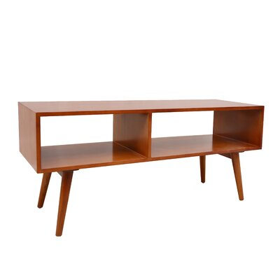 Stamford Media Console 46.9 TV Stand Color: Natural