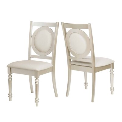 Aicha Stylish Upholstered Dining Chair