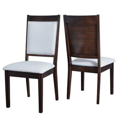Pickett Ladder Upholstered Dining Chair