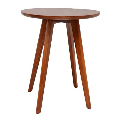 Warnock End Table Color: Natural