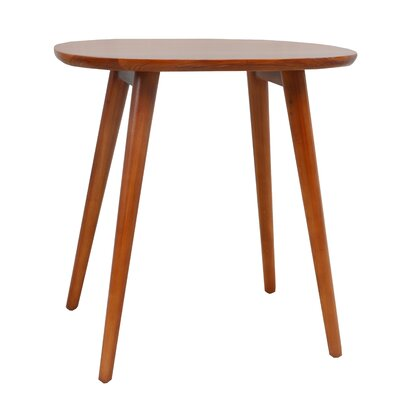 Warrick End Table Color: Natural