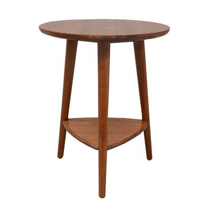 Warriner End Table Color: Natural