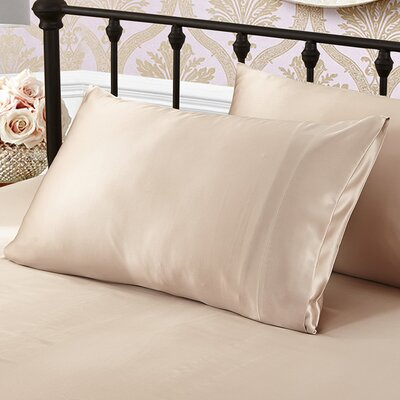 Pillowcase Size: Queen, Color: Coffee