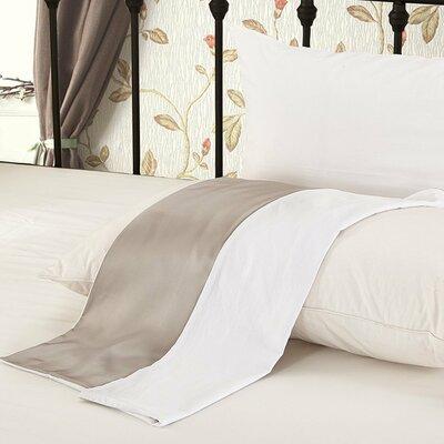 19 Momme Silk Pillowcase Color: Silvergray
