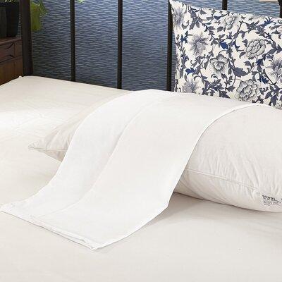 19 Momme Silk Pillowcase Color: White