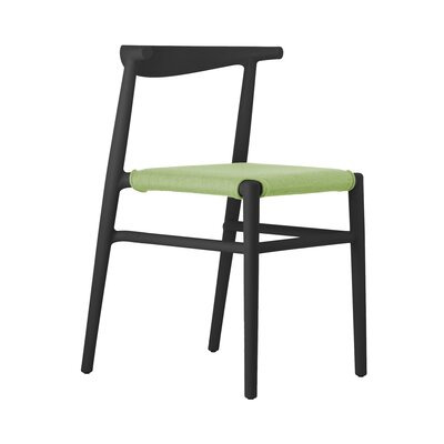 Joi Side Chair Upholstery: Lime