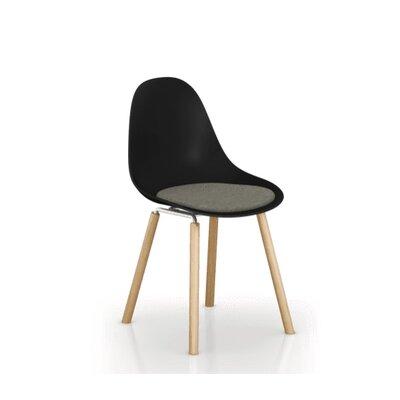 TA Dining Chair Cushion Fabric: Gray