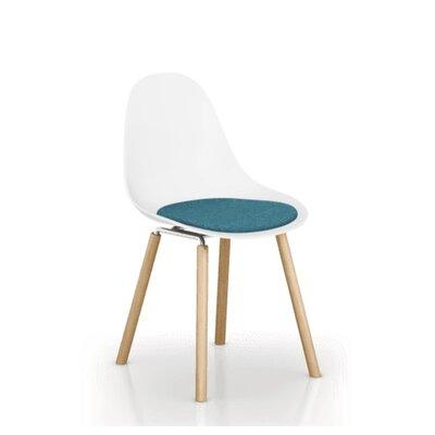 TA Dining Chair Cushion Fabric: Ocean Blue