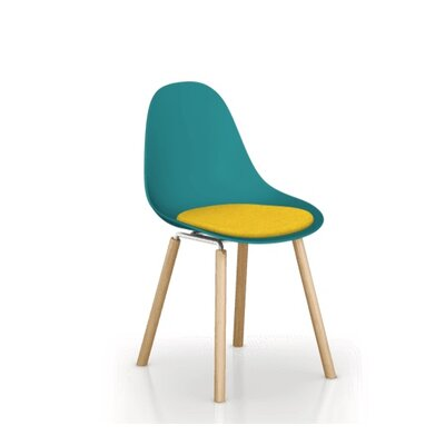 TA Dining Chair Cushion Fabric: Mustard
