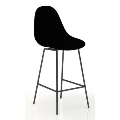 TA 24 Bar Stool Finish: Black
